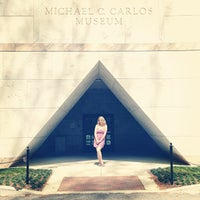 Photo taken at Michael C. Carlos Museum of Emory University by William H. on 4/13/2013