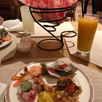 Photo taken at Fresh Harvest Buffet by Mei H. on 1/12/2017