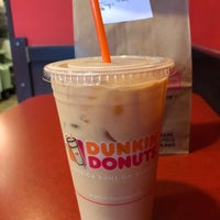 Photo taken at Dunkin Donuts by Mei H. on 9/19/2017