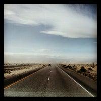 Photo taken at Interstate 8 by Vern G. on 2/19/2013