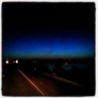 Photo taken at Lake Eufala Bridge by Vern G. on 5/23/2013