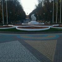 Photo taken at РетроПарк by Volkan Y. on 10/12/2016