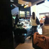 Photo taken at Gourmet Café Cascais by Livia S. on 1/21/2013