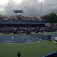 Photo taken at Citi Open Tennis Tournament by Sara M. on 8/2/2014