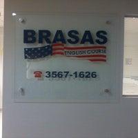 Photo taken at BRASAS English Course by Cyntia C. on 8/15/2013