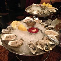 Photo taken at Shaw's Crab House by Deb B. on 12/24/2012