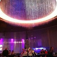 Photo taken at PNK Restaurant & Ultra Lounge by LJ M. on 10/7/2012