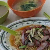 Photo taken at Koka Wanton Noodles by Tan T. on 3/26/2014