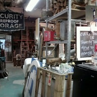 Photo taken at Philadelphia Salvage Company by X on 10/12/2012