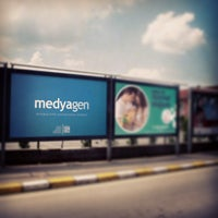 Photo taken at medyagen by Mevlüt Ç. on 12/25/2012
