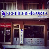 Photo taken at Egeliler Sigorta Tire by baris t. on 2/10/2015