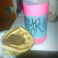 Photo taken at Lucky J's Chicken & Waffles by AUS10 T. on 11/3/2013