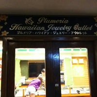 Photo taken at Plumeria Hawaiian Jewelry by Masaki F. on 10/25/2015