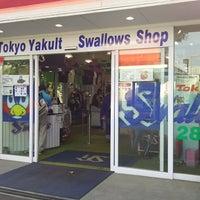 8/17/2016にMasaki F.が東京ヤクルトスワローズOfficial Goods Shop つば九郎店で撮った写真