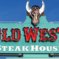 Photo taken at Old West Steakhouse by Old West Steakhouse on 10/17/2014