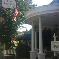 Photo taken at The Highland Inn Hotel by Jeff K. on 8/22/2015