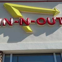Photo taken at In-N-Out Burger by Jeff K. on 11/7/2012