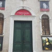 Photo taken at Il Genio Di Leonardo Da Vinci Museo by Molefi S. on 10/18/2017