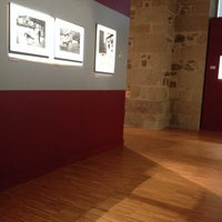 Photo taken at Galerie des Hospices by Serges K. on 8/21/2013