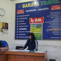 Photo taken at Baraya Travel by Deni S. on 5/5/2013