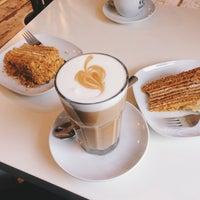 Das Foto wurde bei Kaffee von Sascha von Olga Y. am 11/2/2016 aufgenommen