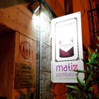 Photo taken at Bar Matiz Pombalina by Luís S. on 10/25/2014