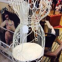 Photo taken at Cobblestone Lane Antiques Mall by Denitia F. on 7/6/2014