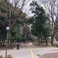 Photo taken at 矢内原門跡 by Watalu Y. on 3/18/2018