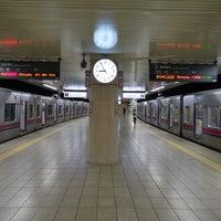 Photo taken at Keiō-hachiōji Station (KO34) by Watalu Y. on 5/3/2014