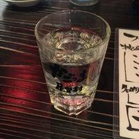 Photo taken at 焼酎Bar 維新館 by まこっち on 2/7/2016