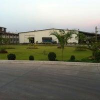 Photo taken at Shree TNB Polymers Ltd. by Yash T. on 4/18/2014