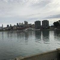 Photo taken at Municipal Pier by bill c. on 12/25/2017