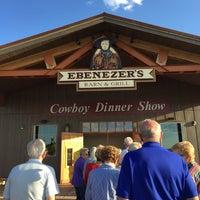 Photo taken at Ebenezers Barn & Grill by Juliana N. on 8/18/2015