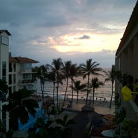 Photo taken at Hotel Playa Los Arcos by Grace R. on 12/29/2012