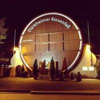 Das Foto wurde bei Dürkheimer Fass von emojischwein am 11/9/2012 aufgenommen
