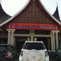 Photo taken at Pondok Baselo by Dewi P. on 5/14/2013