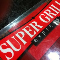 Photo taken at Super Grill Express by Bruno Giovanni T. on 4/12/2013