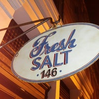 Photo taken at Fresh Salt by BK C. on 5/31/2013