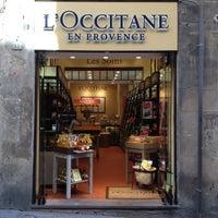 Photo taken at L'Occitane en Provence (Siena) by LifeGate on 1/8/2013