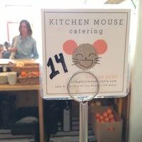 Снимок сделан в Kitchen Mouse пользователем Michael L. 2/27/2016