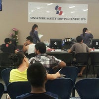 Photo taken at Singapore Safety Driving Centre (SSDC) by Mantaz N. on 4/15/2013