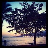 Photo taken at Ilhabela by Thaiany A. on 9/15/2012
