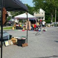 Photo taken at Beacon Flea Market by Paula S. on 7/5/2015