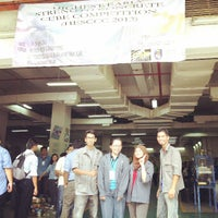 Photo taken at Concrete Lab Faculty Of Civil Engineering by 'Aizat A. on 4/19/2013