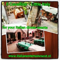 Photo taken at Il Cavallino - Private Location for Italian Events And More by Alessandro D. on 12/9/2013