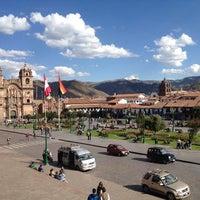 Foto tomada en Plaza de Armas de Cusco por Antoine H. el 6/11/2013