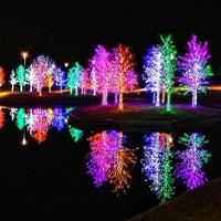 Photo taken at Vitruvian Park by Knox K. on 12/15/2012