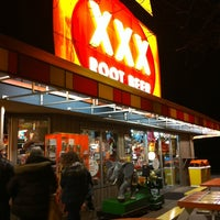 Photo taken at XXX Rootbeer Drive-In by Richard Z. on 2/11/2013