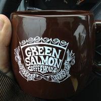 Photo taken at The Green Salmon by Richard Z. on 11/18/2012
