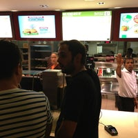 Photo taken at McDonald's by Sergey S. on 7/27/2013